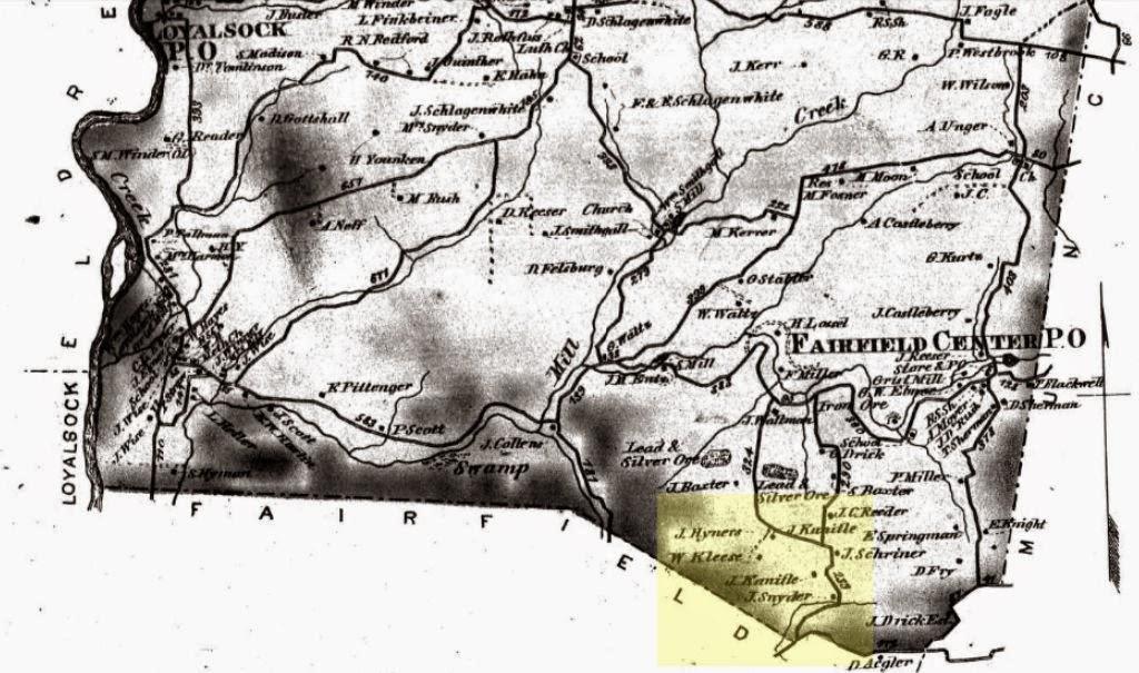 NOT Heather\'s Genealogy: Jacob Snyder 1813-1881