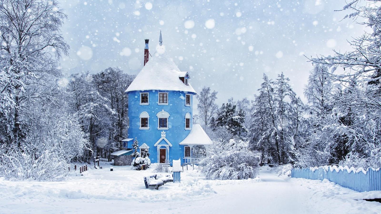 20 paisajes fascinantes nunca antes vistos de oto o for Ver imagenes de jardines de invierno