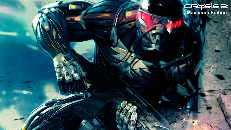 Crysis 2 Maximum Edition Download Poster