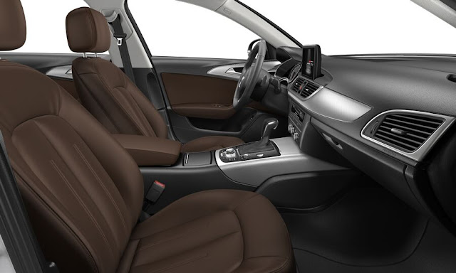 Audi A6 2.0 Interior