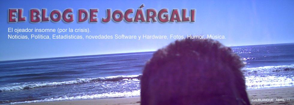 El Blog de JOCARGALI