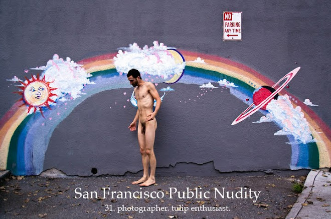 San Francisco Public Nudity