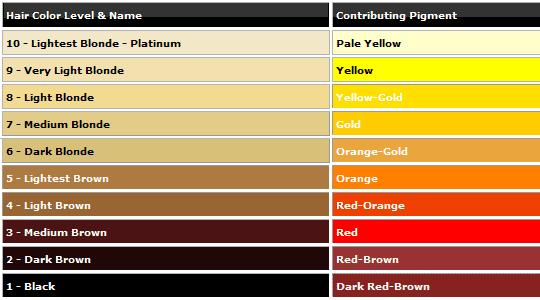 Modern Bohemian Lifestyle Remove Brassy Orange Yellow