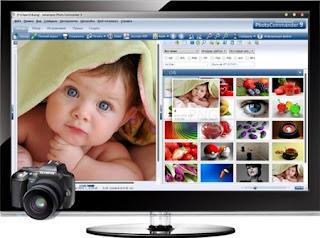 cara menggunakan Ashampoo Photo Commander V 9.4.1