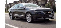 Chevrolet Impala Review for Your Reference