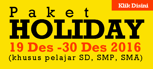 PAKET Holiday Super Plus