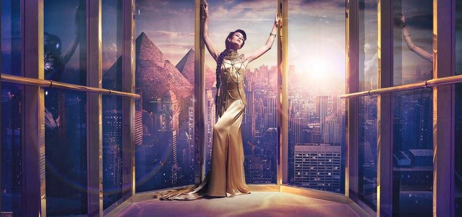 Kusząca Kleopatra