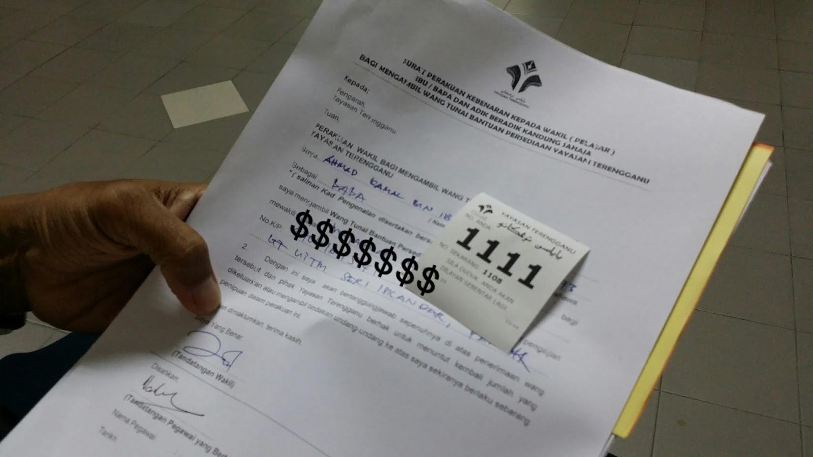 Dari Jendela Che Dai Bantual Awal Ipta Ipts Yayasan Terengganu
