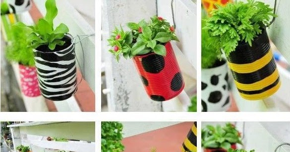 Macetas creativas y novedosas para plantas decoraci n for Decoracion hogar diseno