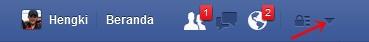 cara mengganti email facebook dengan mudah