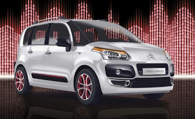 citroen cars - new citroen cars - picasso citroen