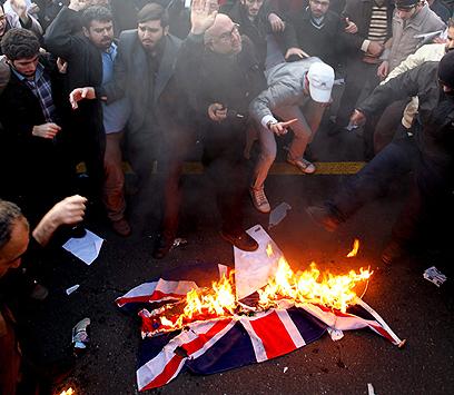 la proxima guerra ataque embajada reino unido iran