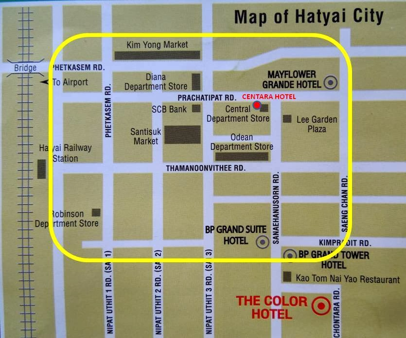 anythinglily Where To Stay In Hatyai