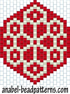 схемы бисер бисероплетение мозаика пейот  много схем узоров