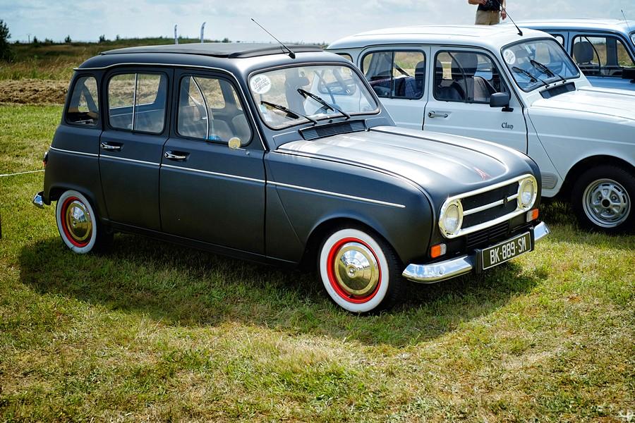 Renault r4 felgen