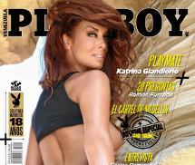 Catherine Elizabeth Playboy Venezuela Maio 2015