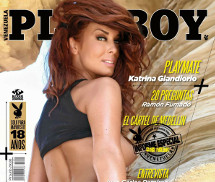 Gatas QB - Catherine Elizabeth Playboy Venezuela Maio 2015