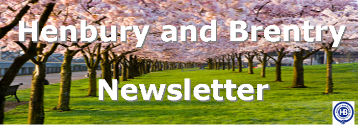 Henbury & Brentry Newsletter not e. Go to henburybrentrycommunity.o