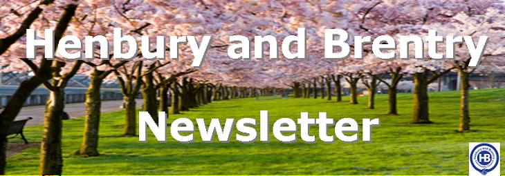Henbury & Brentry Newsletter not e. Go to henburybrentrycommunity.o