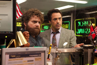 Escena de la película Salidos de Cuentas