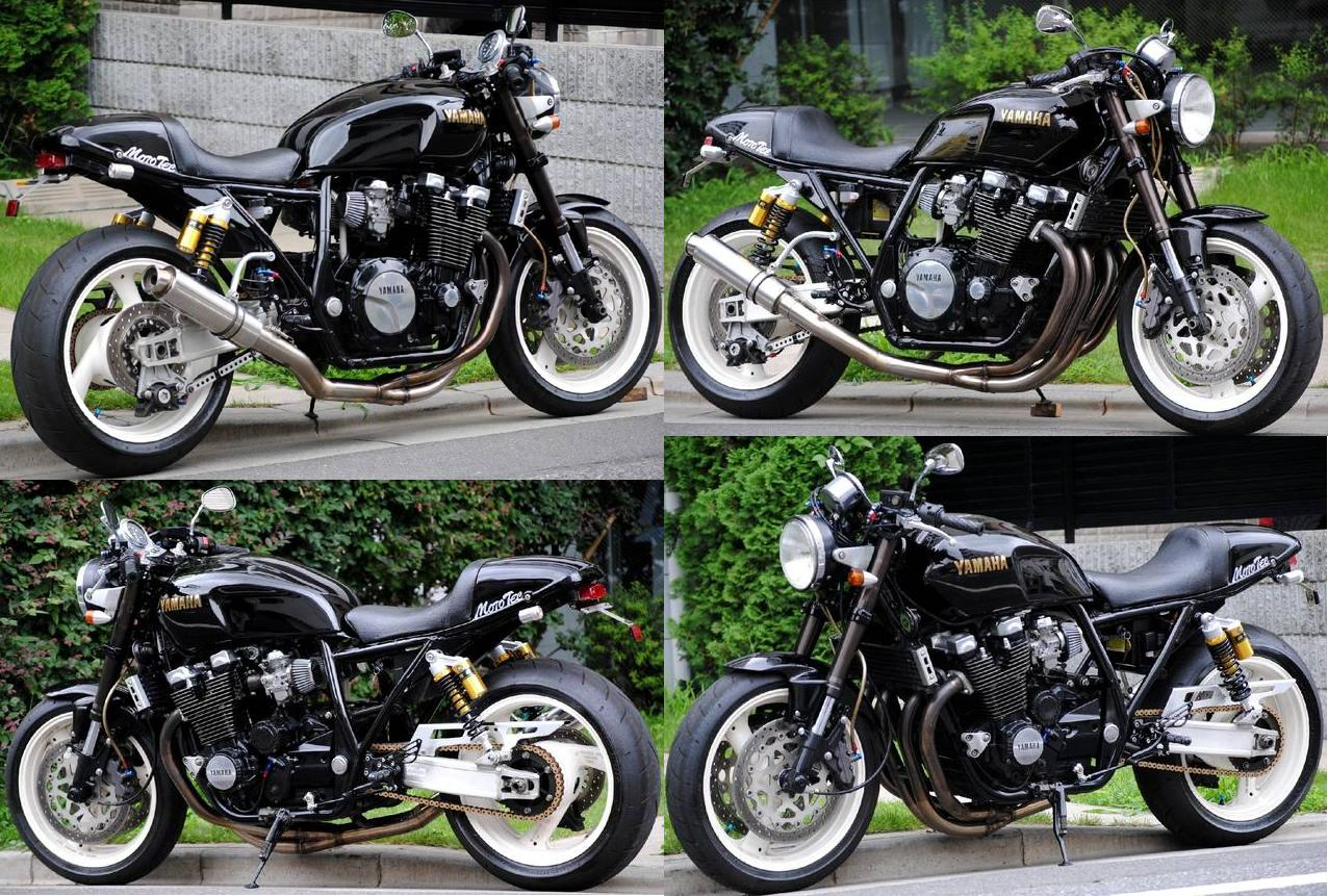 Cafe Racers and Metric Motorcycles freaks in the world : XJR1200