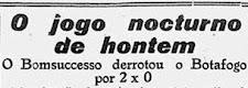Placar Histórico: 16/09/1931.