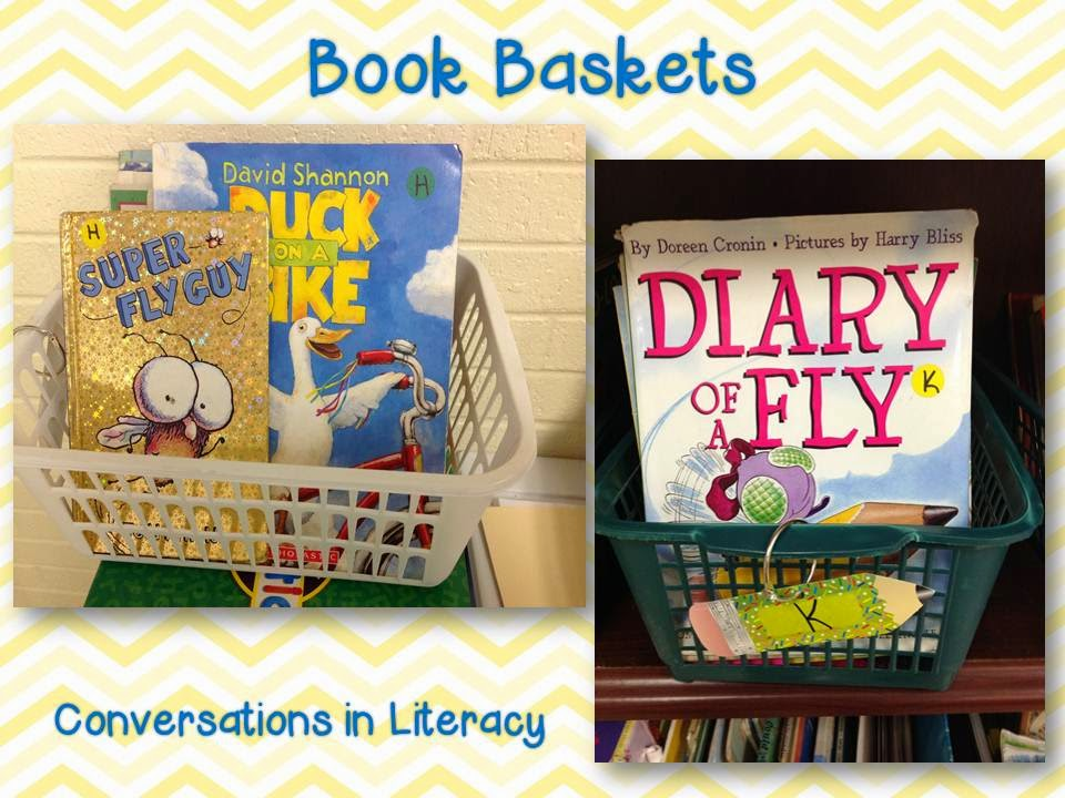 Leveling Books in your Classroom library