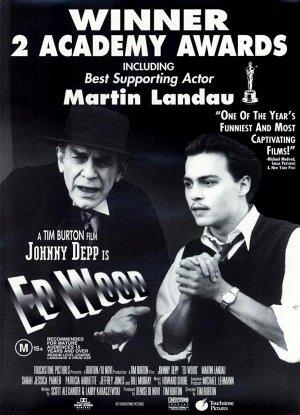 johnny depp ed wood. #119: Ed Wood