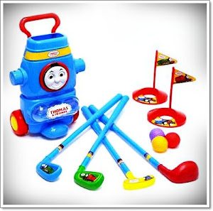 Thomas Golf Set (BEST SELLER)