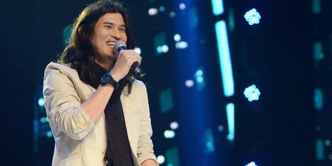 Virzha out dari indonesia idol