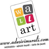 WALL STICKERS - ADESIVI MURALI