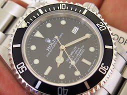ROLEX SEA DWELLER 1220M - ROLEX 16600 - SERIAL F YEAR 2005 - FULLSET BOX AND PAPERS -MINT CONDITION