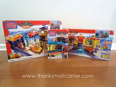 Mega Bloks Chuggington review