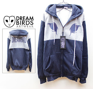 JAKET DREAMBIRDS ARTWEAR