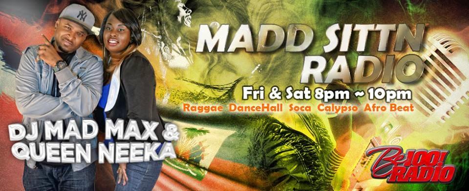Madd Sittn Radio
