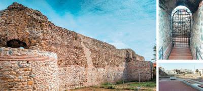 «Λίφτινγκ» στο κάστρο της Κομοτηνής