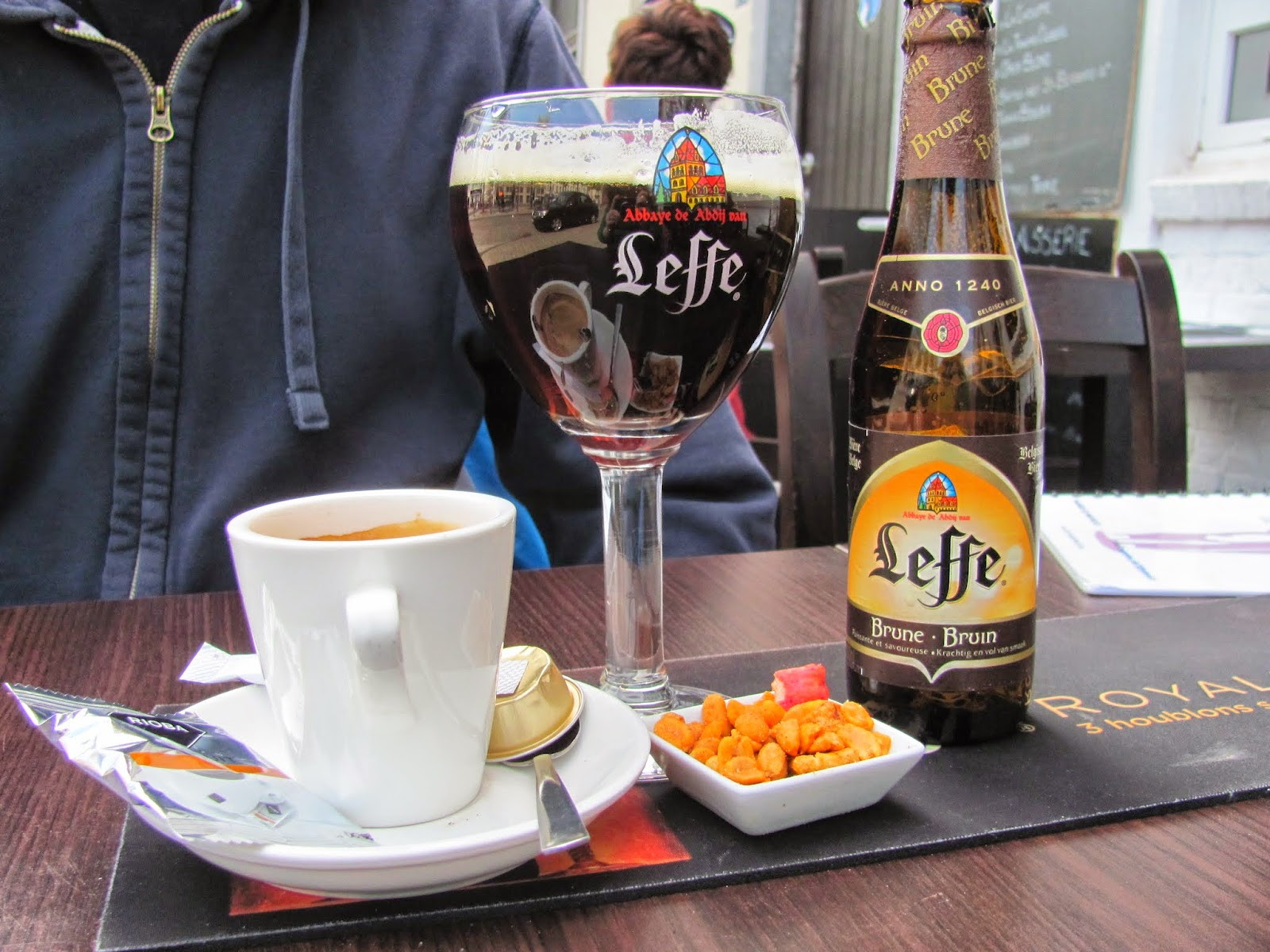 One More Belgian Beer