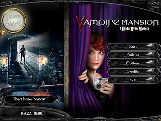 Vampire Mansion: A Linda Hyde Adventure [FINAL]
