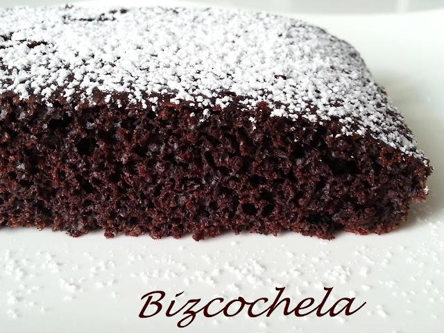 CRAZY CAKE O BIZCOCHO LOCO: SIN HUEVOS NI LECHE NI MANTEQUILLA