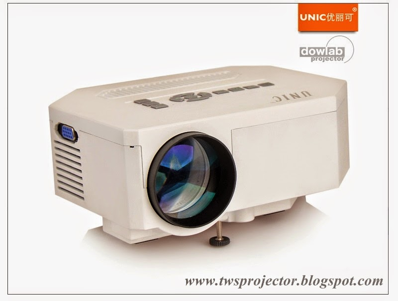 Mini Projector Uc30 (ALL in 1) 2,490 B  VGA 640x480 150 LUMEN