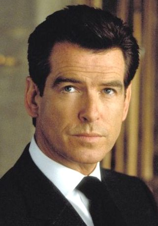 Men Hair Styles Collection: Pierce Brosnan HairStyle (Men HairStyles)