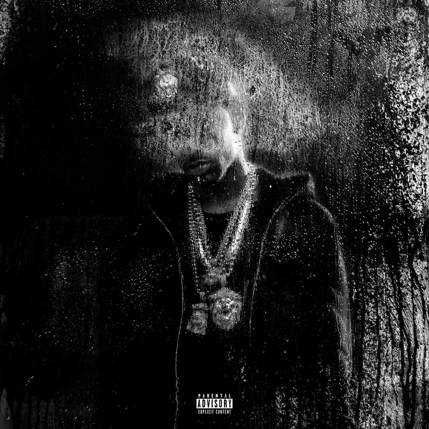 Big Sean - Blessings (Extended Version) [feat. Drake & Kanye West] - Single Cover
