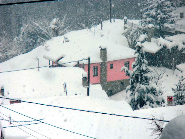 Χειμώνας Μύλος