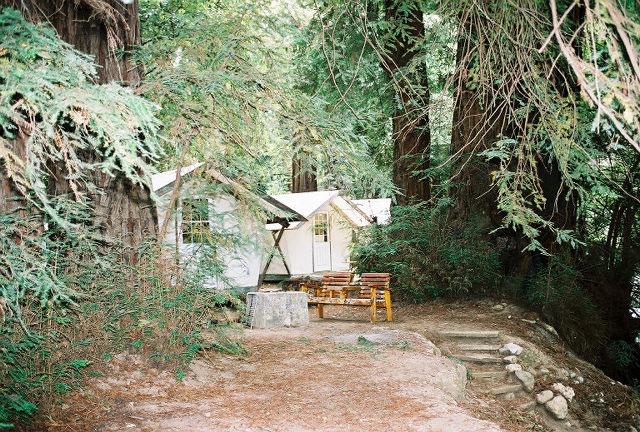 Get me out of la road trip big sur for Big sur cabin e campeggi