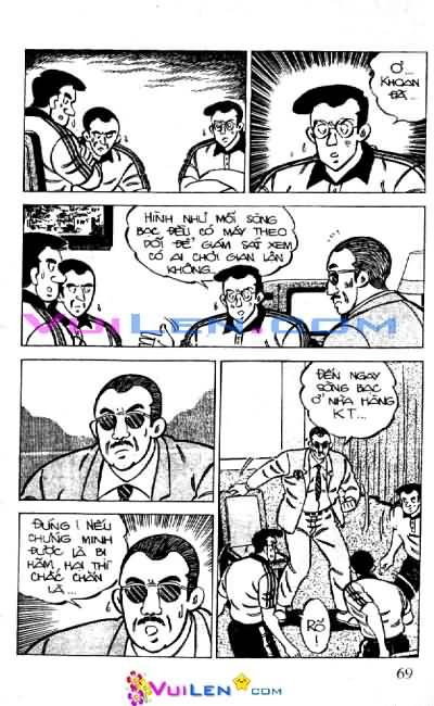 Jindodinho - Đường Dẫn Đến Khung Thành III Tập 57 page 69 Congtruyen24h