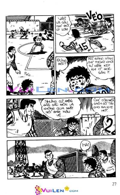 Jindodinho - Đường Dẫn Đến Khung Thành III  Tập 14 page 27 Congtruyen24h
