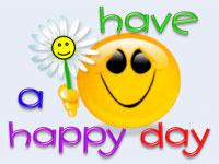 Have a happy day !!