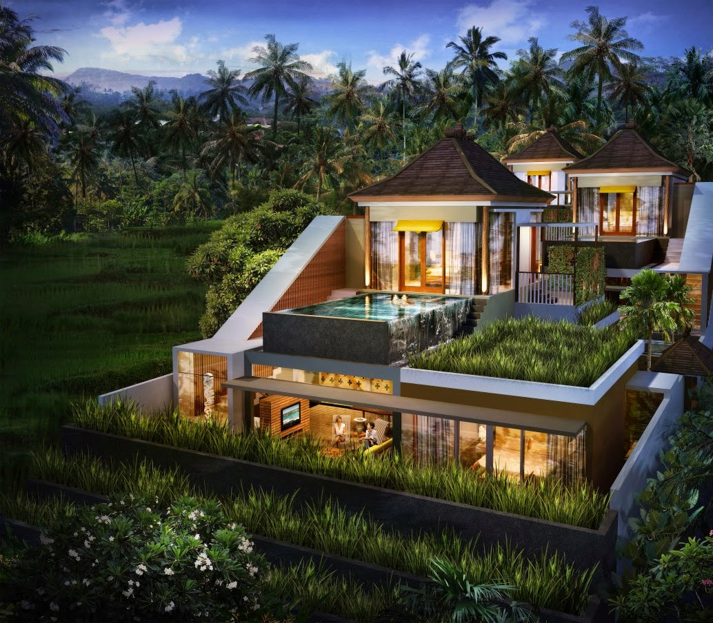 Hotel Puri Tanah Lot Tamansari Gangga Tanah Lot Tabanan Bali Endang Astutise