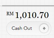 Cashout Nuffnang RM1010.70