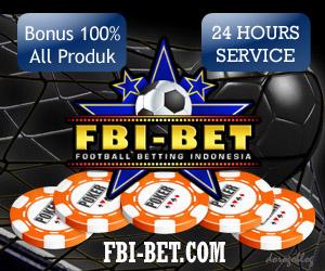FBI-BET.COM Taruhan Bola Casino Sbobet Online